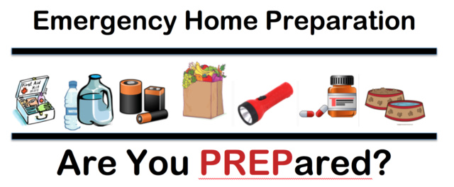 Emergency Home Preparation
