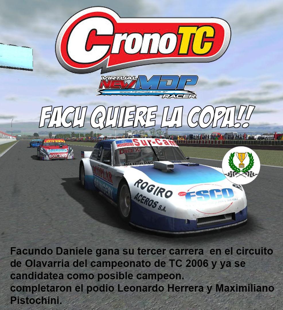GANADOR DE 9 DE JULIO  TC2006 9bfead11