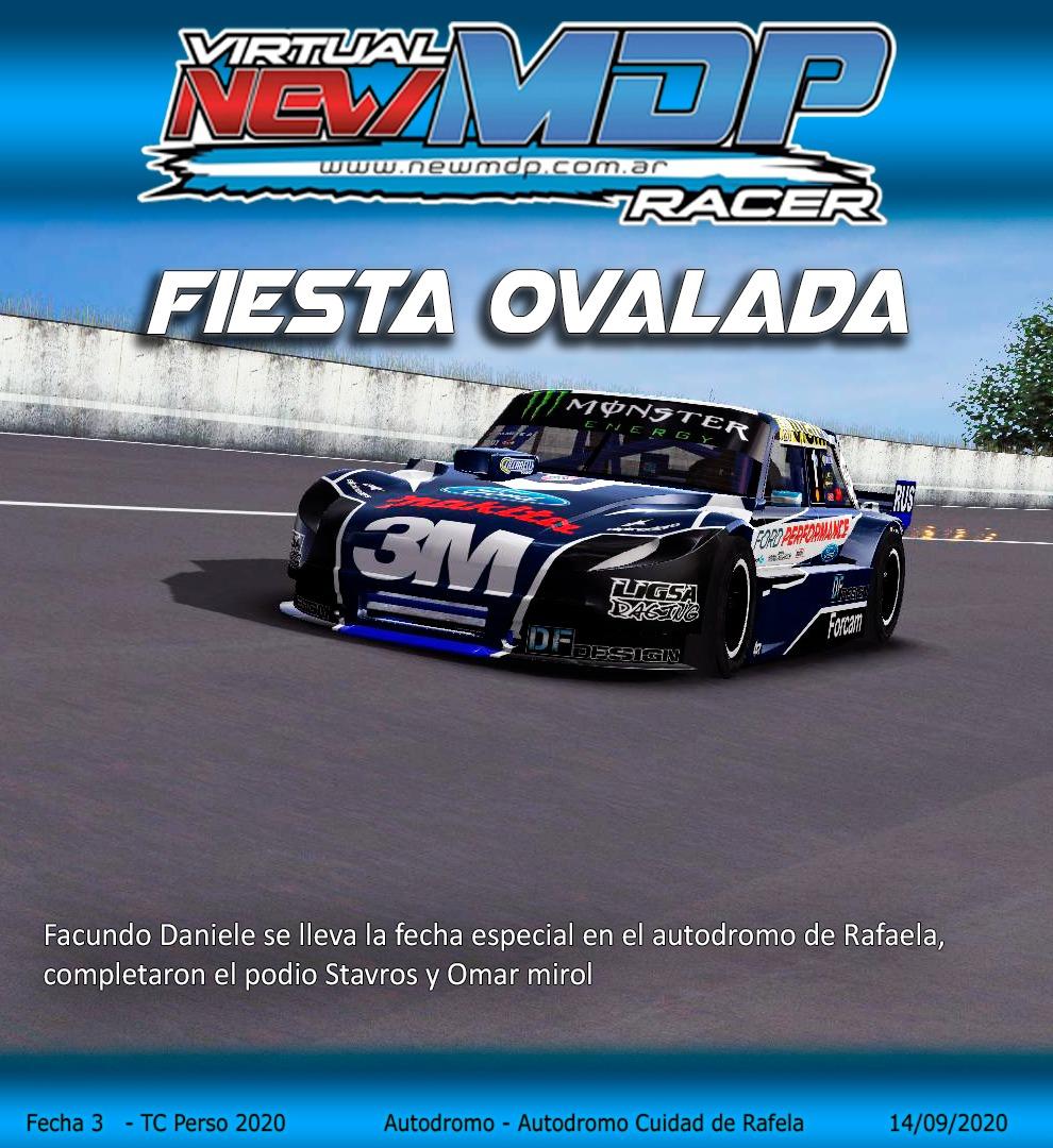 Foro gratis : New MDP Racer - Portal Ganado19