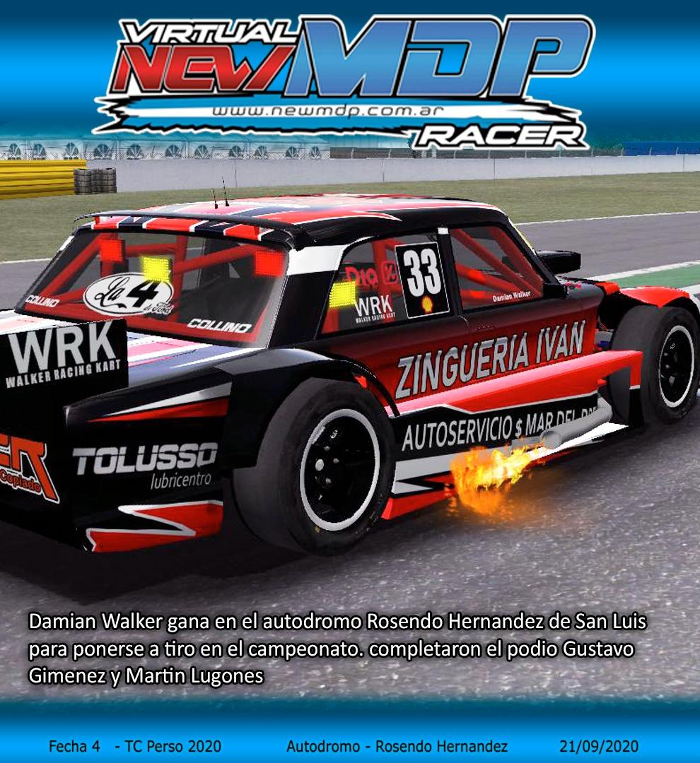 Foro gratis : New MDP Racer - Portal Ganado20