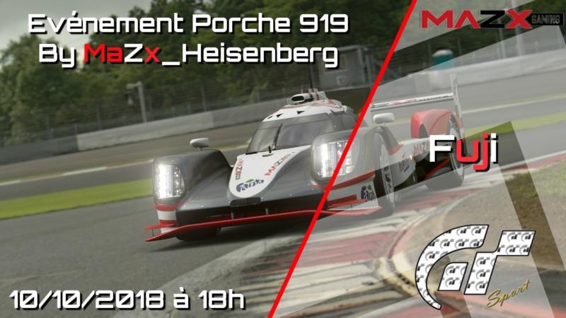 Événement 1h de Fuji ! Le 12 Octobre  2019 en Porsche 919 Gr1 !  Tdr_tr10