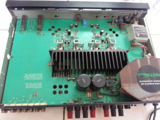 Rotel RA935BX Line Intergrated Amplifier Rotel_12