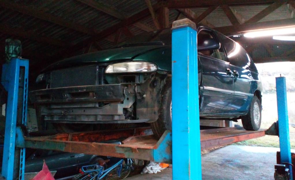 Remise en état V6 3.3l US Town & Country Levzo10
