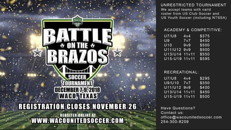 Waco United Soccer  15429310