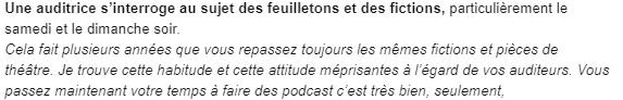 La Direction de France Culture et son projet culturel - Page 43 1247
