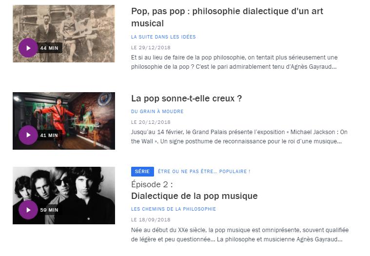 La Direction de France Culture et son projet culturel - Page 43 Figure15