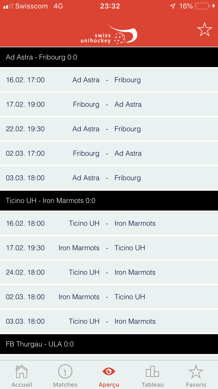Unihockey Fribourg  F44f6c10