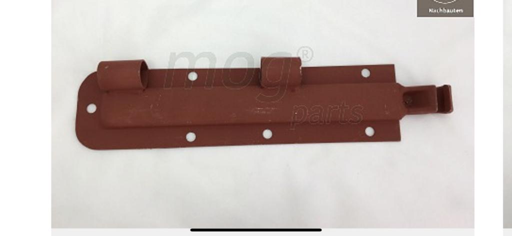 platine ridelle Unimog  B55cc610