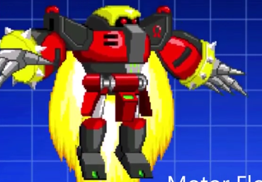 E-123 Omega (Sonic the Hedgehog) Discussion: WORTHLESS CONSUMER MODELS! Screen14
