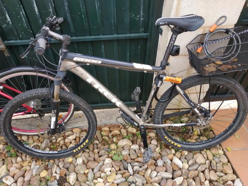 Electrificar bicicleta Trek 6000 (año 2012). 20181210