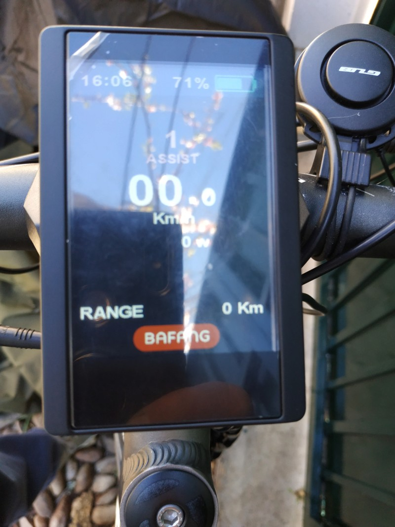 Electrificar bicicleta Trek 6000 (año 2012). 20190314