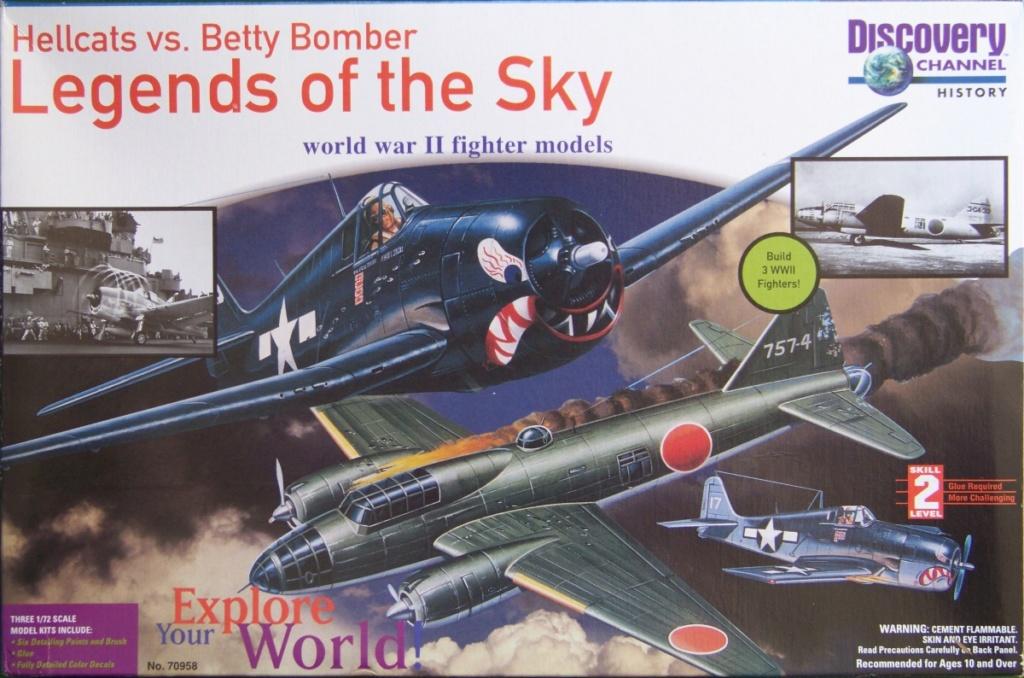 Multi-présentations LINDBERG série Legends of the Sky 1/72ème  100_0613