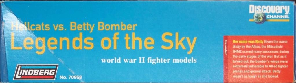 Multi-présentations LINDBERG série Legends of the Sky 1/72ème  100_0617