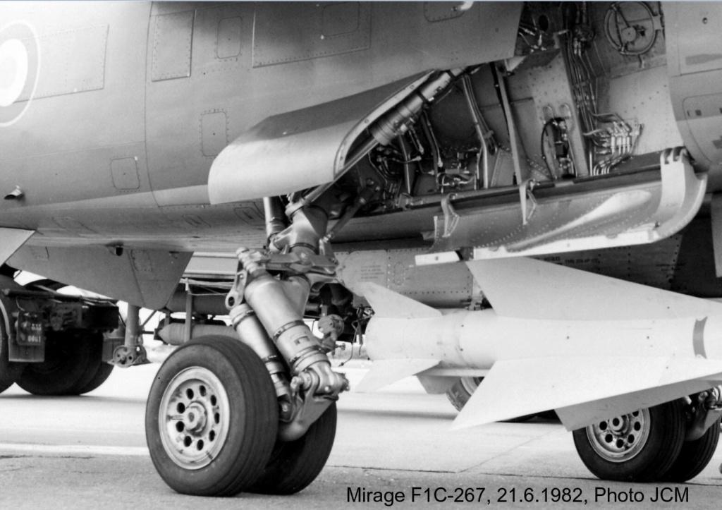 Mirage F1 CT/CR 1/48 Kittyhawk Dassau15