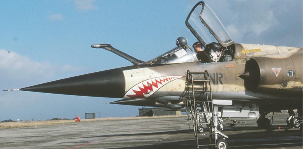 Mirage F1 CT/CR 1/48 Kittyhawk Dassau19