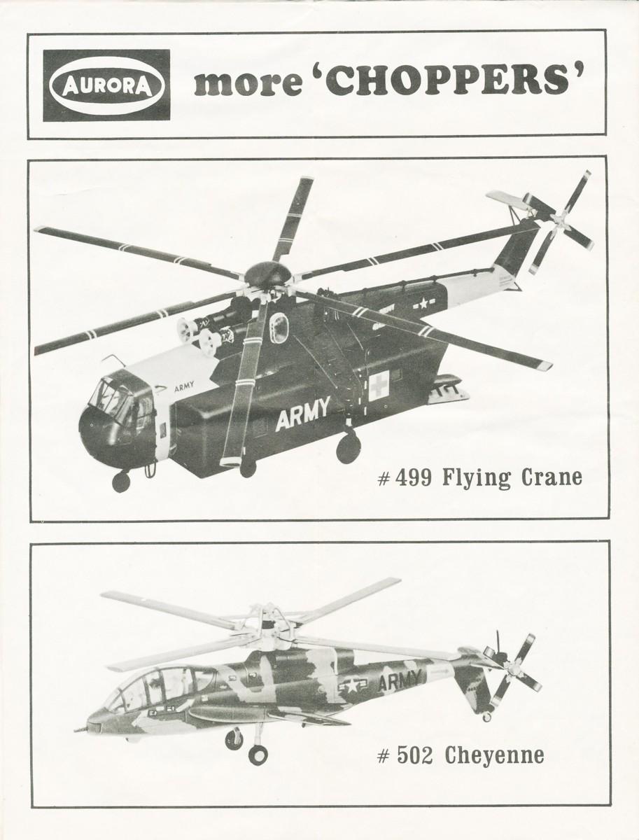 [AURORA] SIKORSKY HH-3E JOLLY GREEN GIANT 1/72ème Réf 505 Hh-3e_15