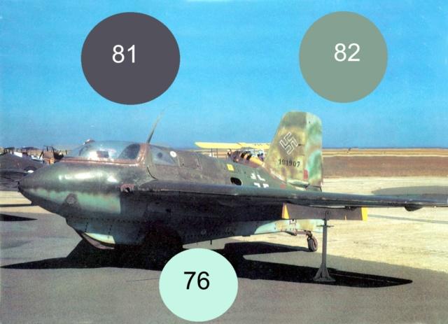RLM 81, 82 et 83 Messer34