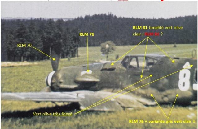 RLM 81, 82 et 83 Messer35