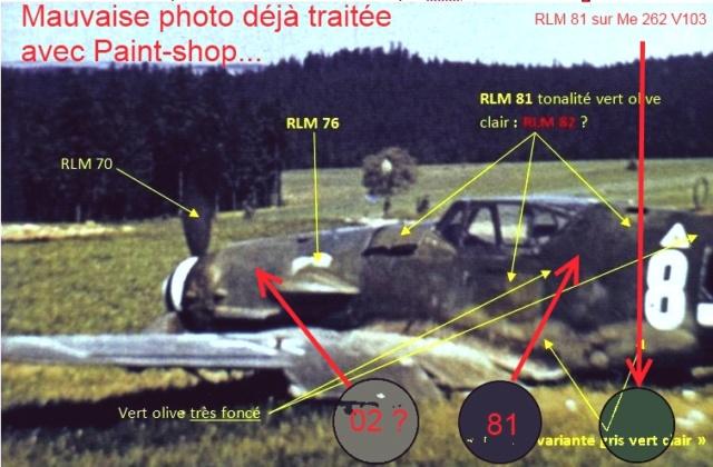 RLM 81, 82 et 83 Messer36