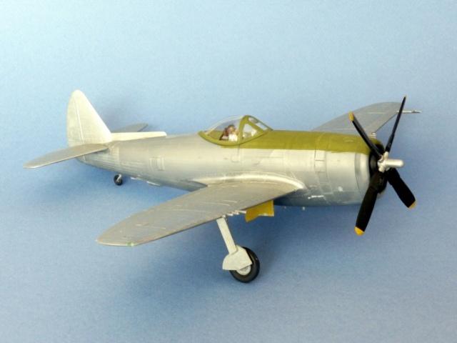 Republic P-47N-1-RE Thunderbolt, Lindberg, 1/48, 1952 Republ17