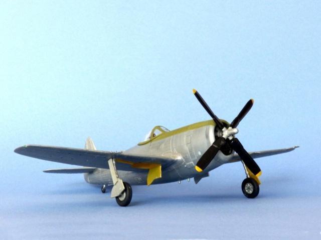 Republic P-47N-1-RE Thunderbolt, Lindberg, 1/48, 1952 Republ18