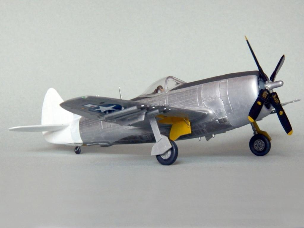 Republic P-47N-1-RE Thunderbolt, Lindberg, 1/48, 1952 Republ24