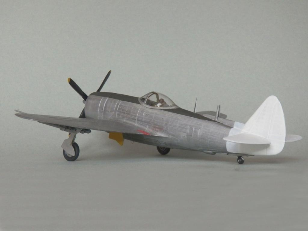 Republic P-47N-1-RE Thunderbolt, Lindberg, 1/48, 1952 Republ25