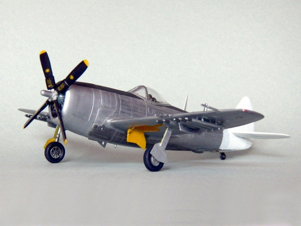 Republic P-47N-1-RE Thunderbolt, Lindberg, 1/48, 1952 Republ26