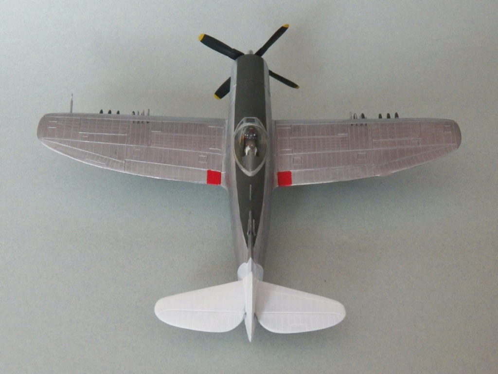 Republic P-47N-1-RE Thunderbolt, Lindberg, 1/48, 1952 Republ27