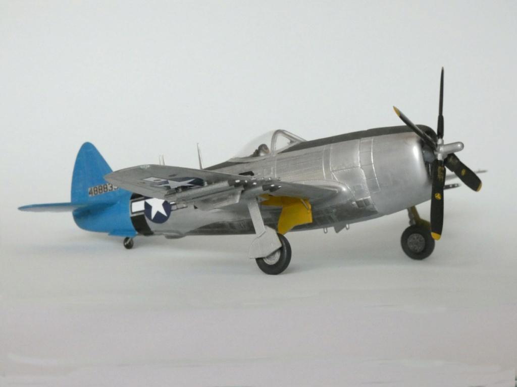 Republic P-47N-1-RE Thunderbolt, Lindberg, 1/48, 1952 Republ31