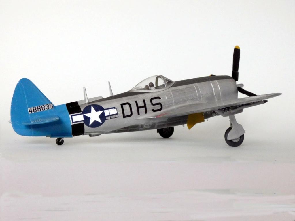 Republic P-47N-1-RE Thunderbolt, Lindberg, 1/48, 1952 Republ33