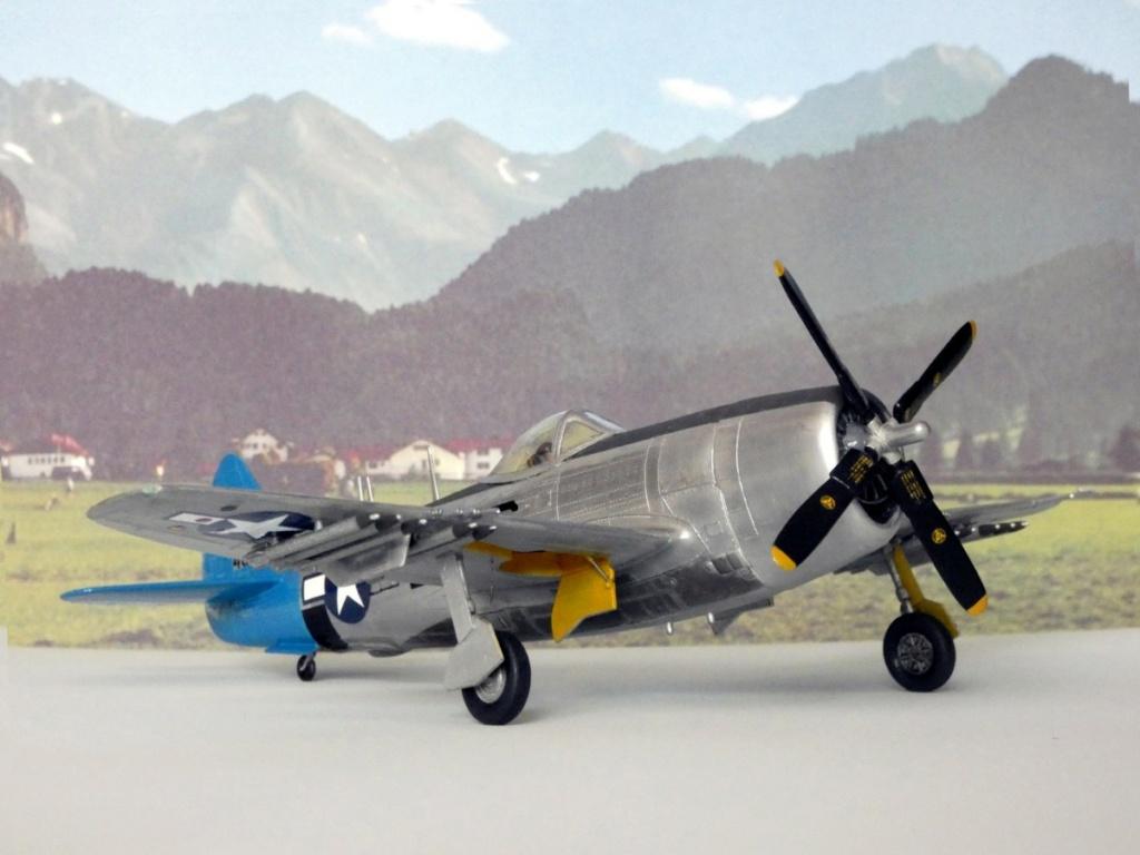 Republic P-47N-1-RE Thunderbolt, Lindberg, 1/48, 1952 Republ44