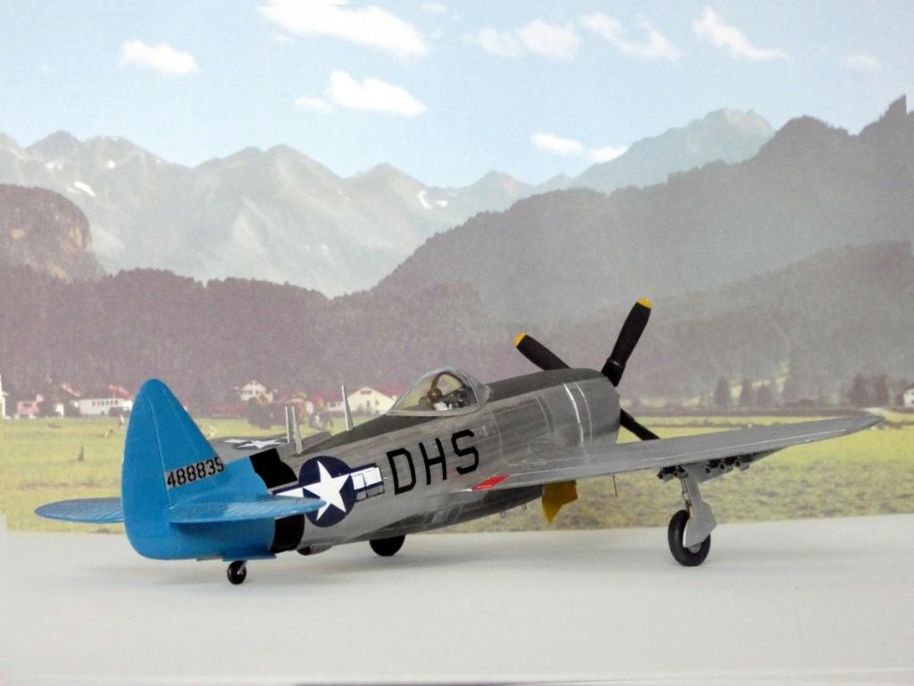 Republic P-47N-1-RE Thunderbolt, Lindberg, 1/48, 1952 Republ45