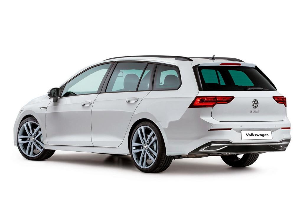 2020 - [Volkswagen] Golf VIII - Page 6 Volksw11