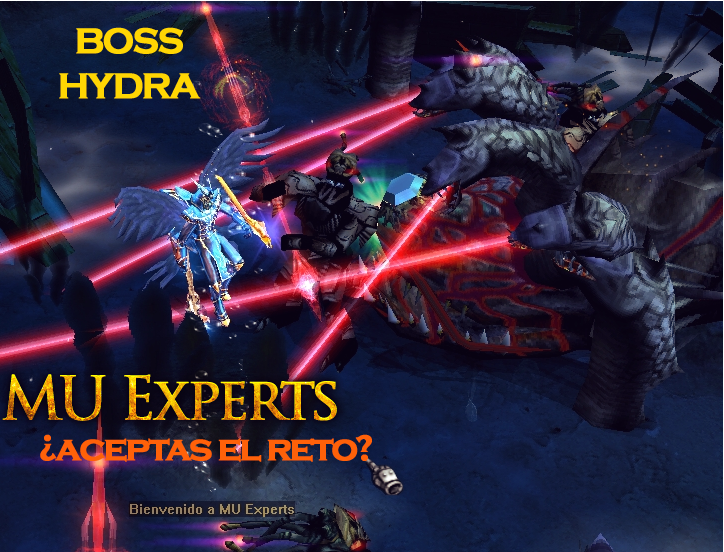 Mu Experts | x5- 10% | OldSchool | [99b+DL] Hydraf10