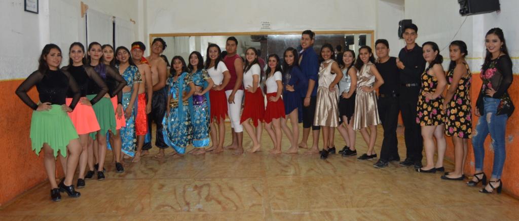 Bailarines Chamacuero