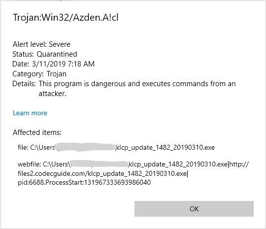 Update 14.8.2 virus detection Annota11