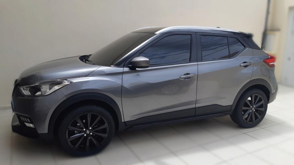 Nissan Kicks aerokit 20190324