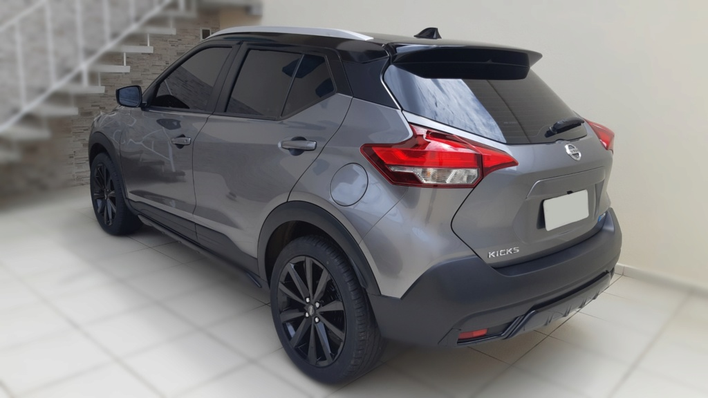 Nissan Kicks aerokit 20190325
