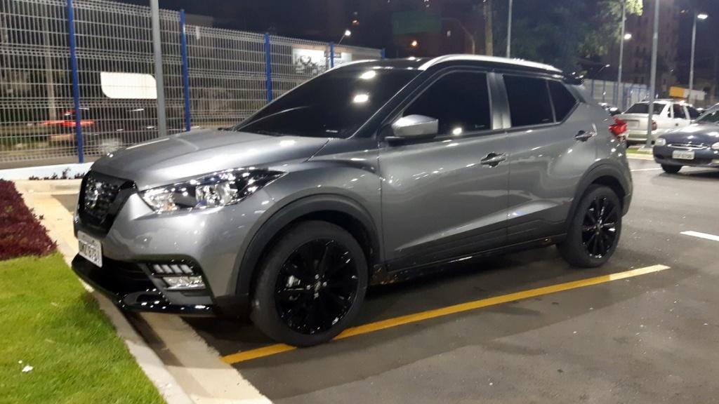 Nissan Kicks aerokit 20190327
