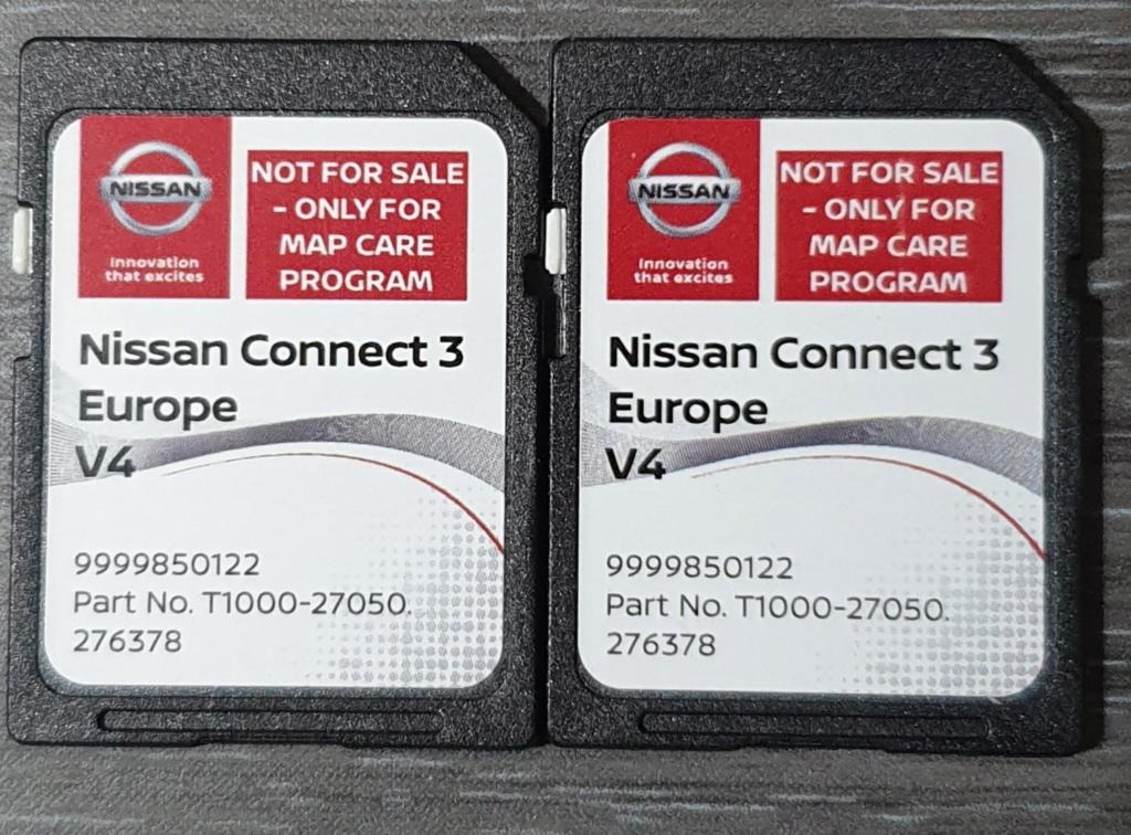 Nissan Connect 3 V4 y V5 para tarjeta SD con CID modificable - Página 7 20190810