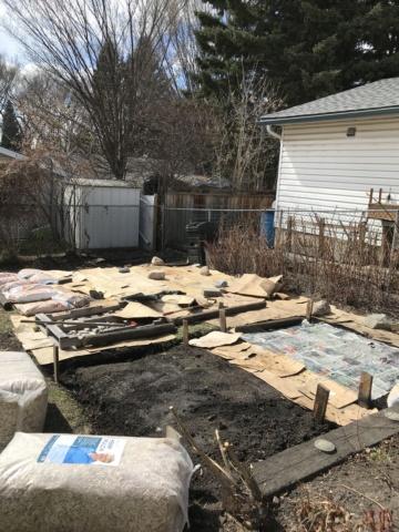 First garden in Alberta 7ab28610