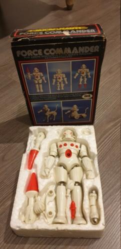 Vendo Micronauti Force Commander Mego Corp 20190526