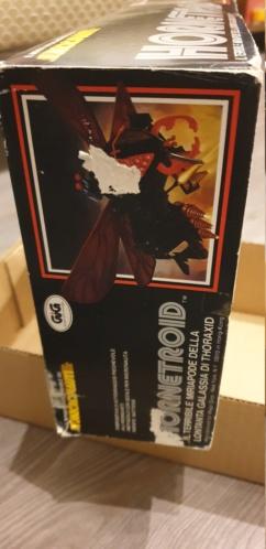 Vendo scatola Hornetroid Micronauti - GIG 20190529