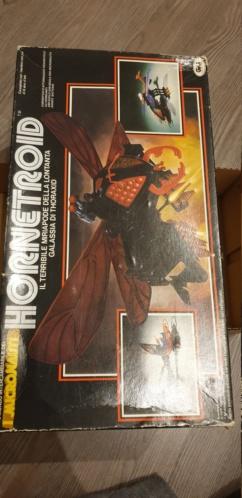Vendo scatola Hornetroid Micronauti - GIG 20190532