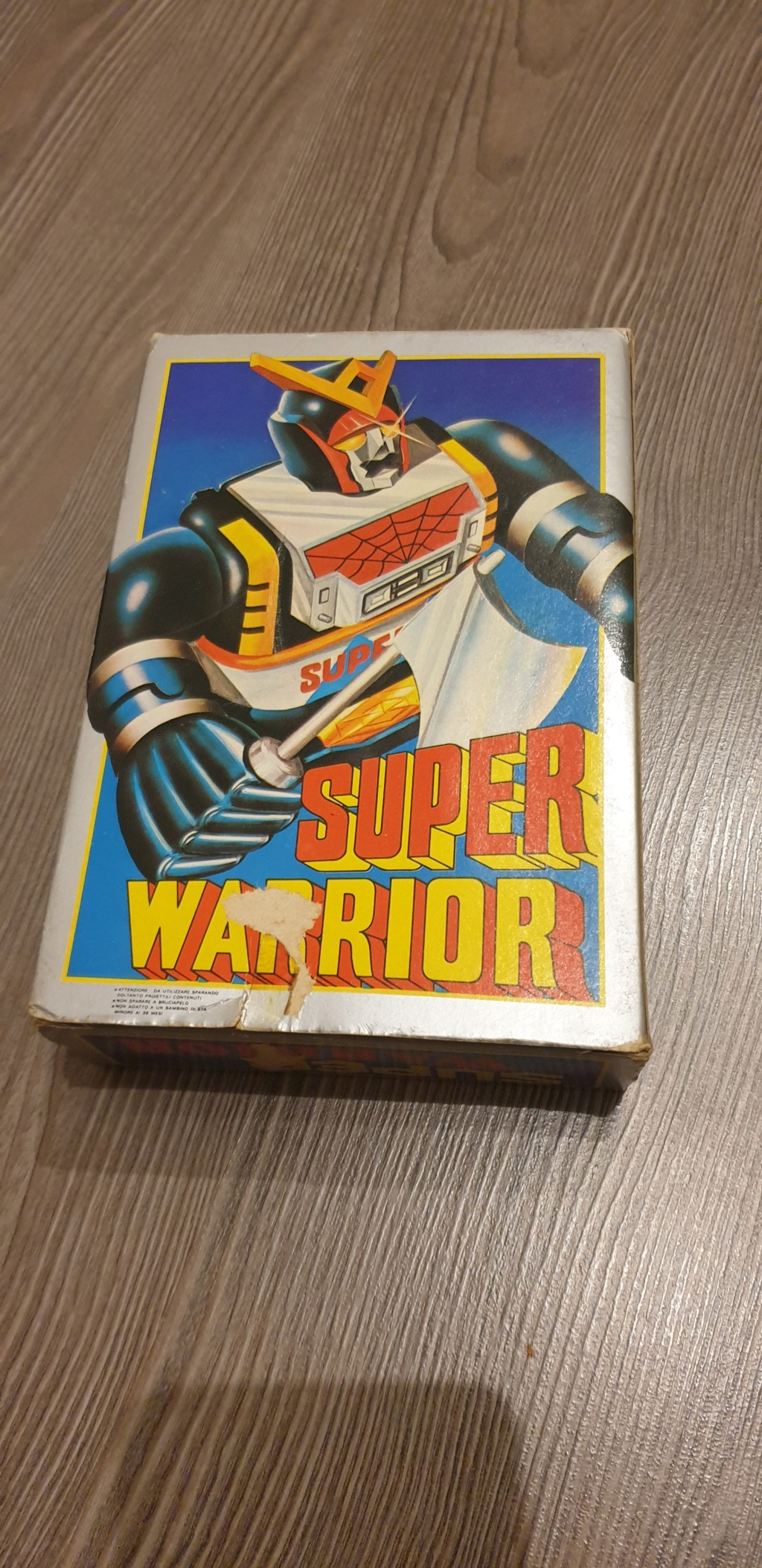 Vendita Super Warrior  20190549