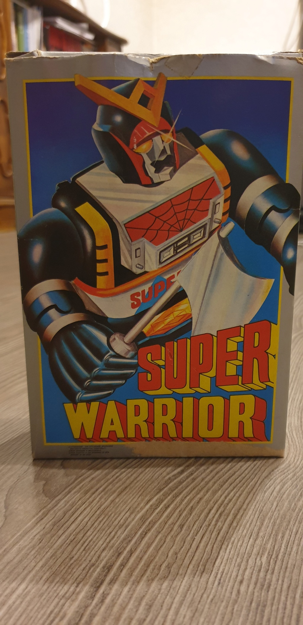 Vendita Super Warrior  20190555