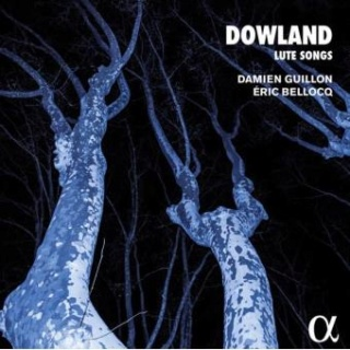 Dowland: Lute Songs Dowlan10