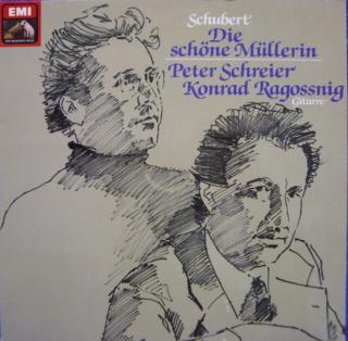 Schubert - Die schöne Müllerin Rag10