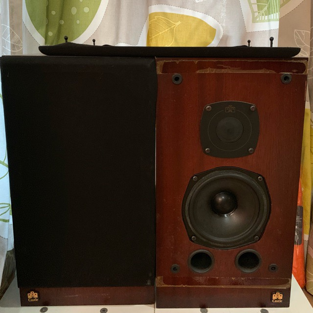 Castle Durham II Speakers - RM 500 (Pre-Owned and Used) 560a4b10